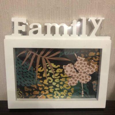 Фоторамка для фото Family 10x15 см