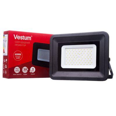 Прожектор LED VESTUM 70W 6100ЛМ 6500K 185-265V IP65