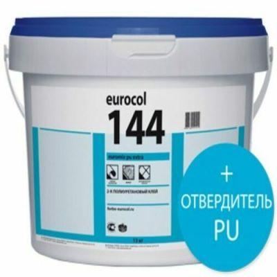 Двухкомпонентный клей Forbo Euromix PU 144 7,875 кг