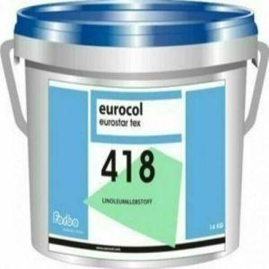 Клей для натуральных покрытий Forbo 418 14 кг