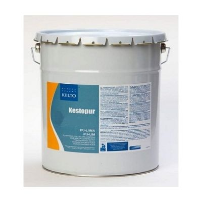 Полиуретановый клей Kiilto Kestopur CS10 для искусственной травы 24.4 кг