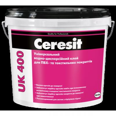 Универсальный клей Ceresit UK 400 14 кг