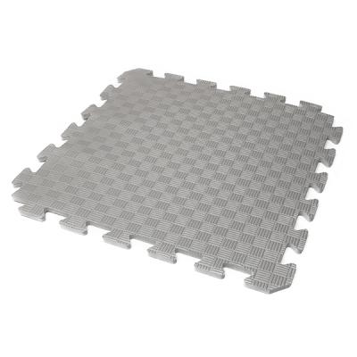 Коврик-пазл EVA KIDS 50х50х1 (серый)
