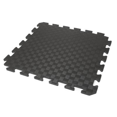 Коврик-пазл EVA KIDS 50х50х1 (чёрный)