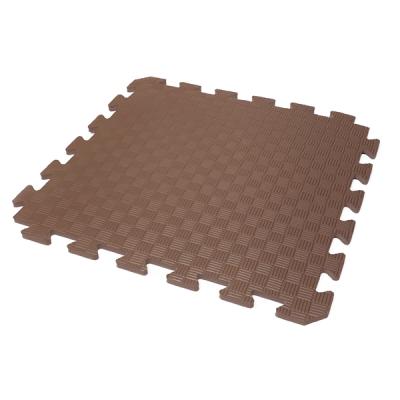 Коврик-пазл EVA KIDS 50х50х1 (шоколад)
