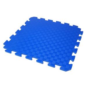 Коврик-пазл EVA KIDS 50х50х1 (синий)