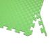 Коврик-пазл EVA SPORT 50х50х1 (камуфляж зелёный)